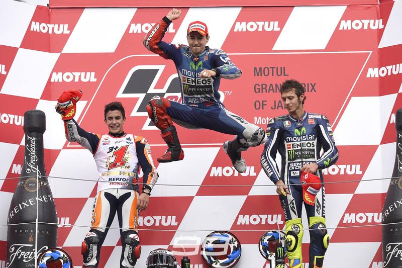 Foto Podio MotoGP GPJapon 2014 3