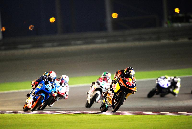 Foto Miller Moto3 Qatar 2014