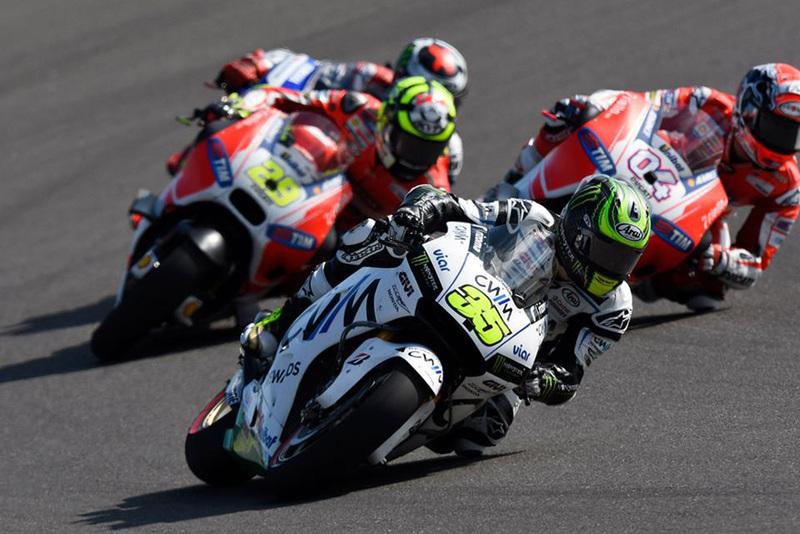 Foto Crutchlow Dovizioso Iannone GP Argentina 2015 2