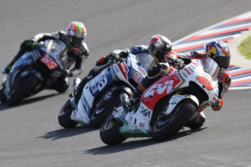 Foto Miller Barbera Hayden GP Argentina 2015 1