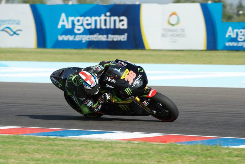 Foto Smith GP Argentina 2015 4