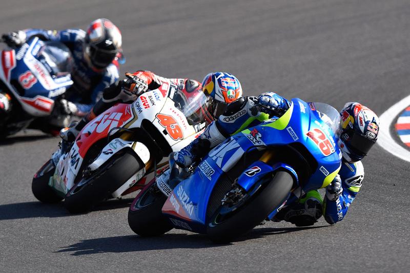 Foto Vinales Miller Barbera GP Argentina 2015 1