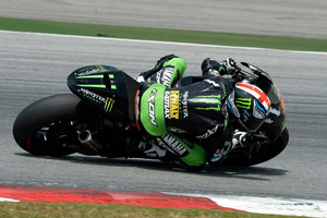 Foto Bradley Smith Test Sepang 2014 4