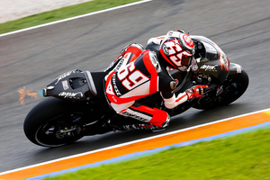 Foto Nicky Hayden Team Aspar 2014