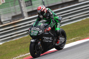Foto Nicky Hayden Test Dia 3 Sepang 2014 2