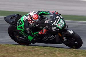 Foto Nicky Hayden Test Dia 3 Sepang 2014 3