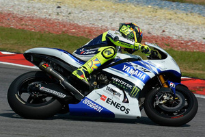 Foto Valentino Rossi Test Sepang 2014 1