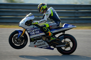 Foto Valentino Rossi Test Sepang 2014 8