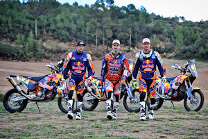 Foto Red Bull KTM Factory Team 2015