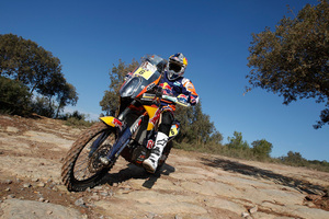 Foto Sam Sunderland Red Bull KTM Factory Team 2015
