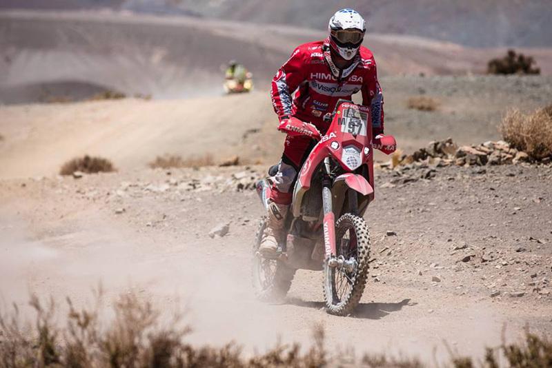 Foto Antonio Jimeno Team Himoinsa Etapa4 Dakar 2015 2
