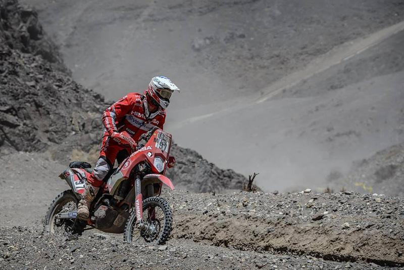 Foto Antonio Jimeno Team Himoinsa Etapa4 Dakar 2015