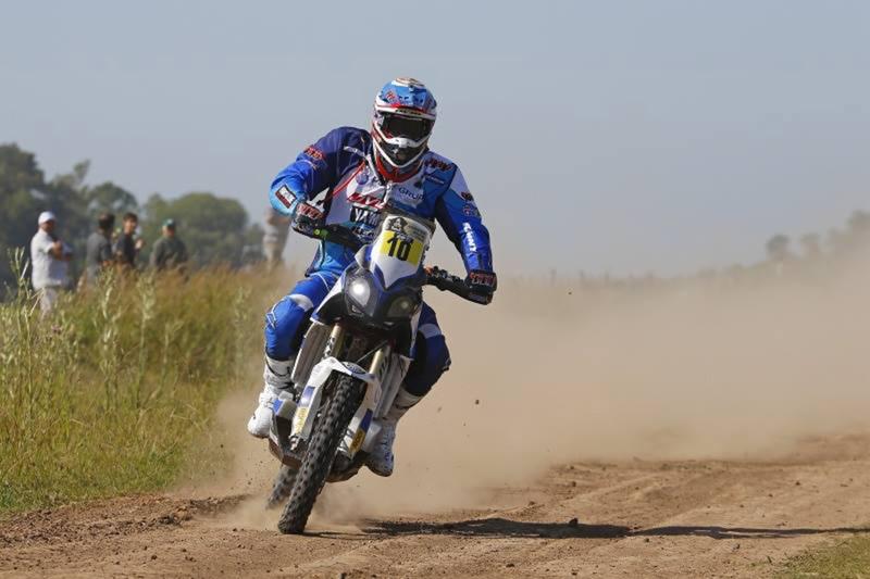 Foto Joan Pedrero Yamaha Etapa2 Dakar 2015