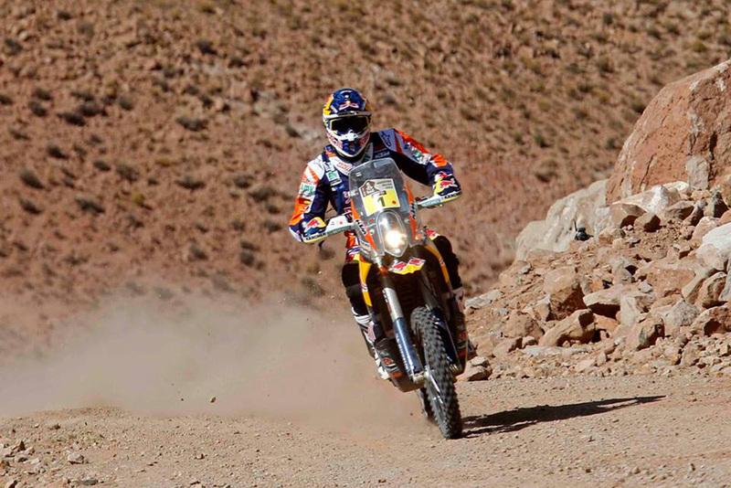 Foto Marc Coma KTM Etapa10 Dakar 2015 1