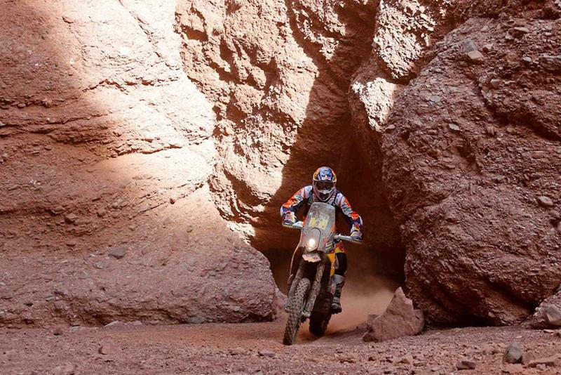 Foto Marc Coma KTM Etapa11 Dakar 2015 1
