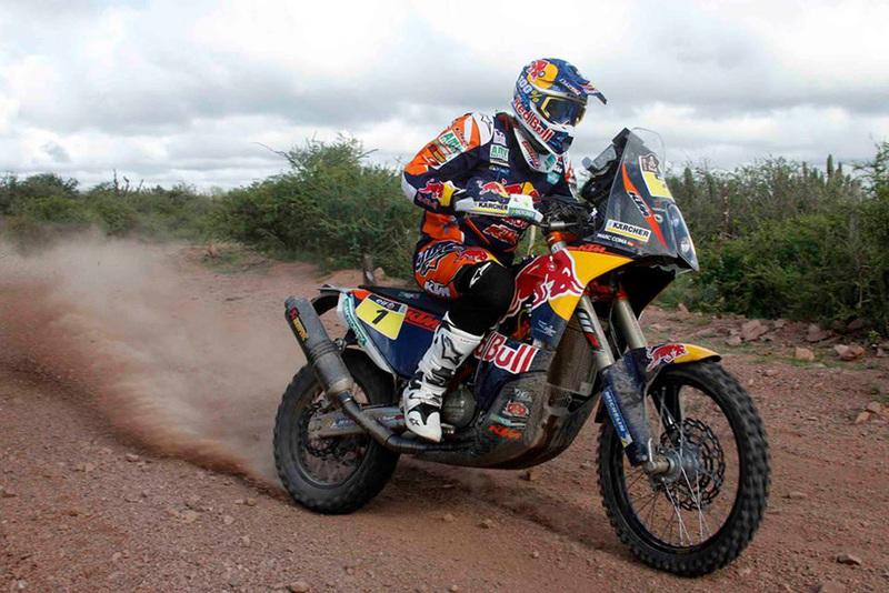 Foto Marc Coma KTM Etapa12 Dakar 2015 1