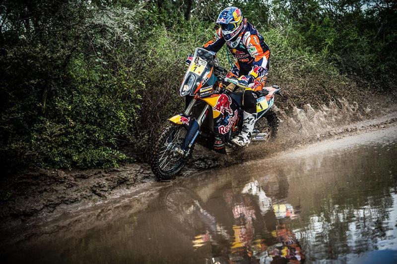 Foto Marc Coma KTM Etapa12 Dakar 2015 2