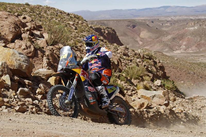 Foto Marc Coma KTM Etapa12 Dakar 2015 3