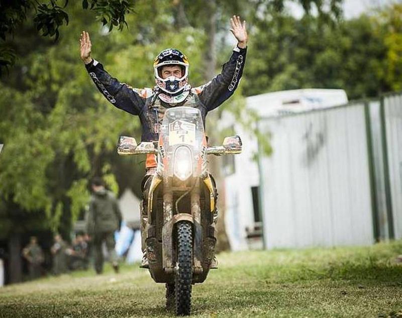 Foto Marc Coma KTM Etapa13 Dakar 2015 2