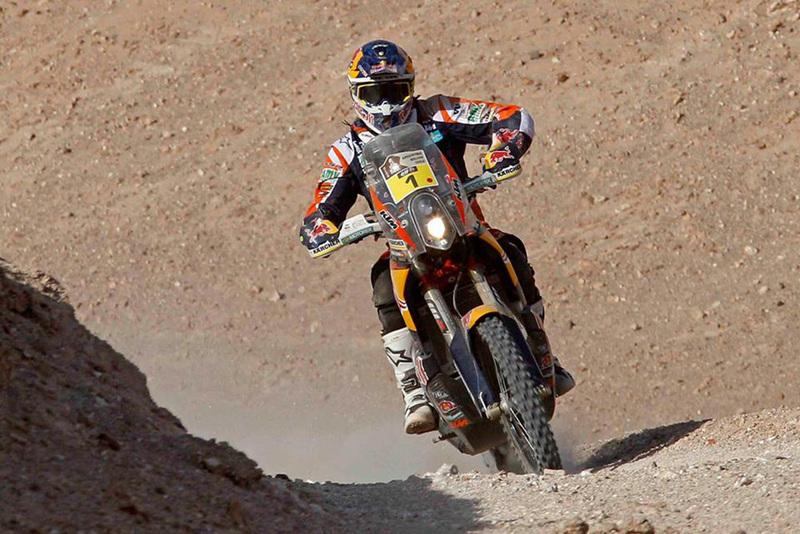 Foto Marc Coma KTM Etapa7 Dakar 2015 1