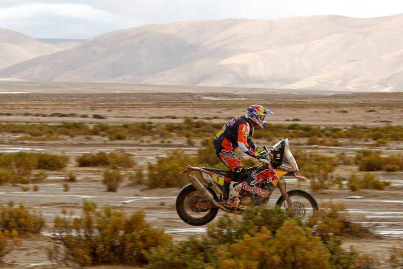 Foto Marc Coma KTM Etapa7 Dakar 2015 5