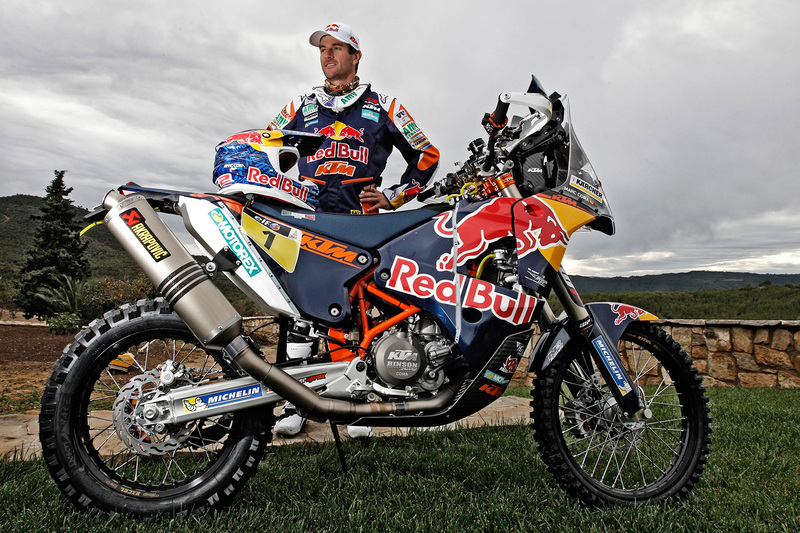 Foto Marc Coma Red Bull KTM Factory Team 2015