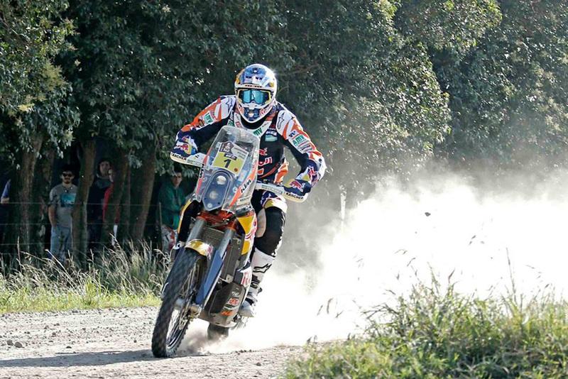 Foto Marc Coma Red Bull KTM Etapa2 2015