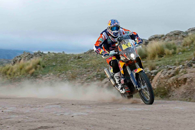 Foto Marc Coma Red Bull KTM Etapa3 2015 2
