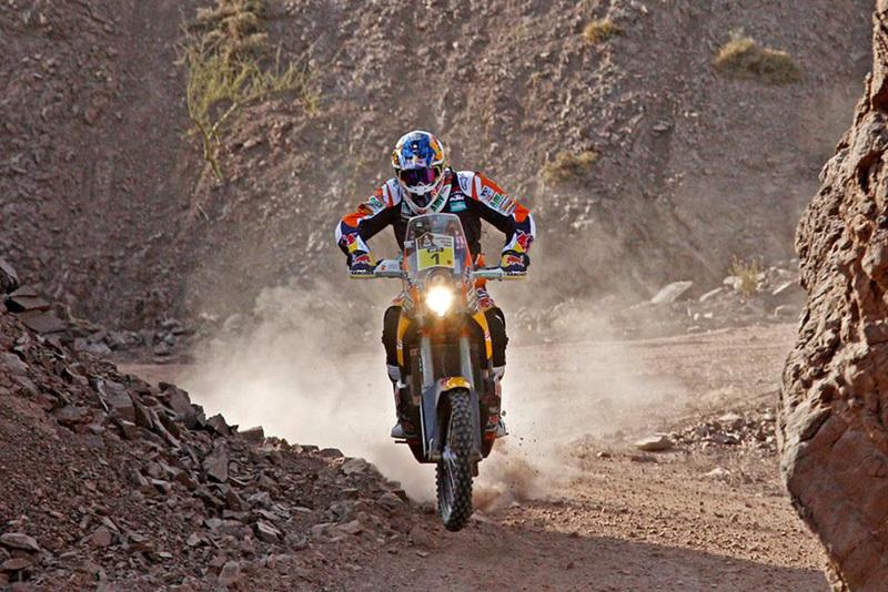 Foto Marc Coma Red Bull KTM Etapa3 2015 3