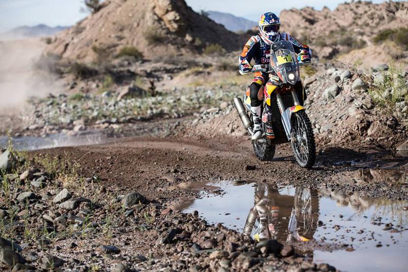 Foto Marc Coma Red Bull KTM Etapa3 2015