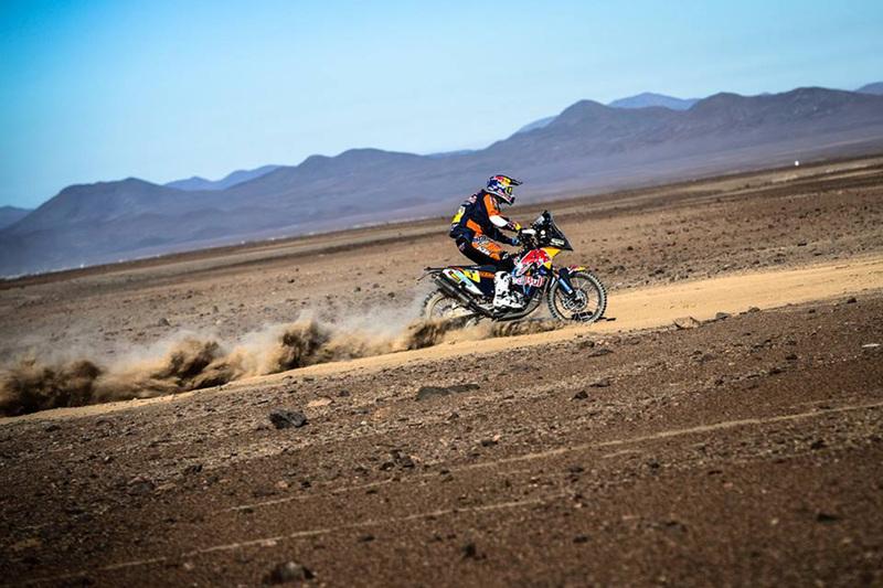Foto Marc Coma Red Bull KTM Etapa5 Dakar 2015 2