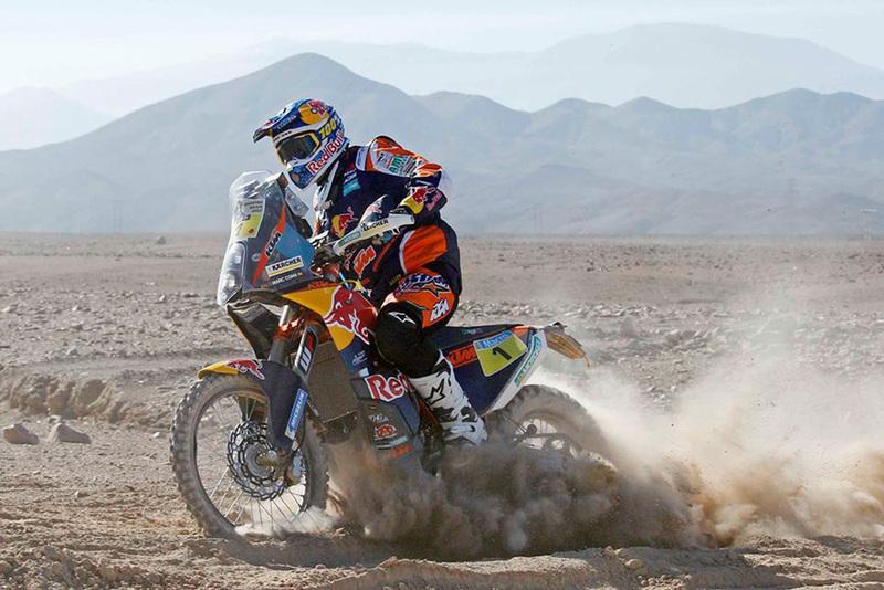 Foto Marc Coma Red Bull KTM Etapa5 Dakar 2015 3