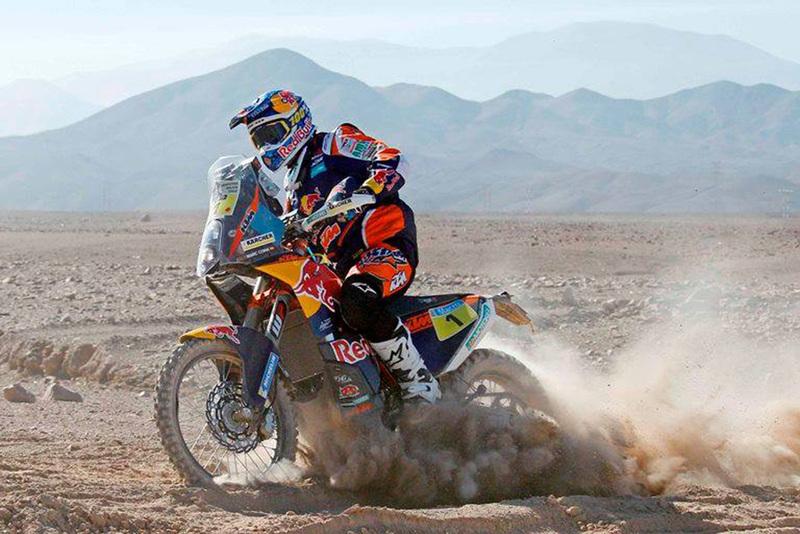 Foto Marc Coma Etapa11 Dakar 2015 1