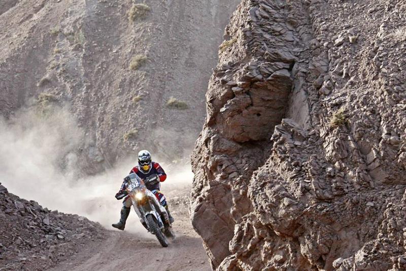Foto Mathhias Walkner KTM Dakar 2015 1