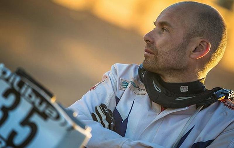 Foto Michal Hernik Dakar 2015