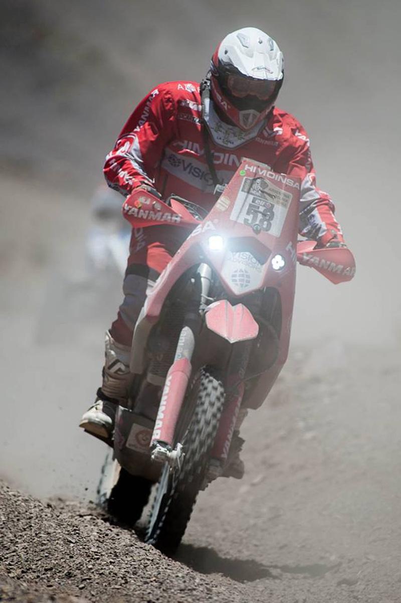 Foto Miguel Puertas Team Himoinsa Etapa4 Dakar 2015