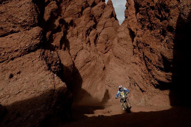 Foto Olivier Pain Yamaha Etapa11 Dakar 2015 1