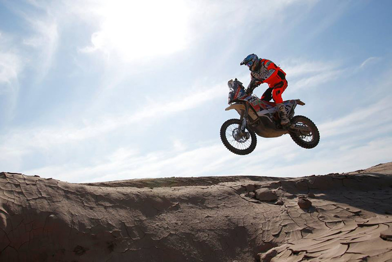 Foto Pablo Quintanilla KTM Etapa8 Dakar 2015 1