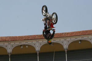 Foto Red Bull X Fighter 116