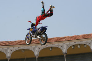 Foto Red Bull X Fighter 124