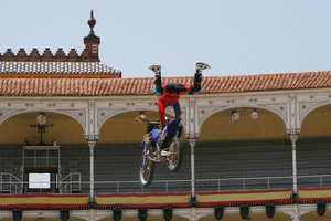 Foto Red Bull X Fighter 127
