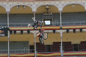 Foto Red Bull X Fighter 135