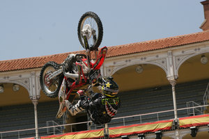 Foto Red Bull X Fighter 161