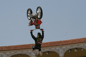 Foto Red Bull X Fighter 163