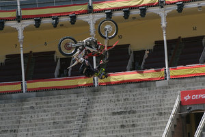 Foto Red Bull X Fighter 171