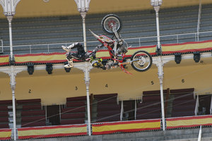 Foto Red Bull X Fighter 172