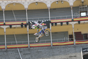 Foto Red Bull X Fighter 189