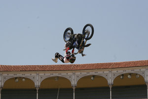 Foto Red Bull X Fighter 205