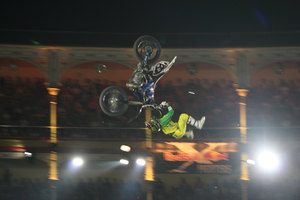 Foto Red Bull X Fighter 440