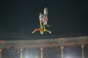 Foto Red Bull X Fighter 480